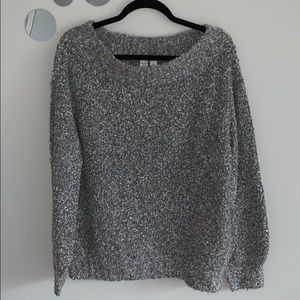 Melrose and Market Scoop Neck Sweater